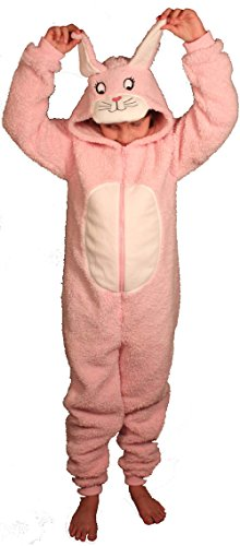 6037-2T-Bunny Just Love Jumpsuit for Kids / Pajamas
