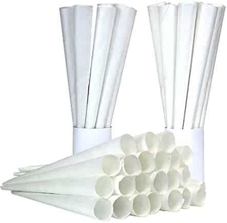 Concession Express Cotton Candy Cones (100 Count)