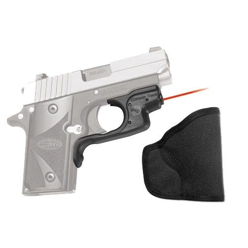 Crimson Trace Sig Sauer P238/P938 Laser Guard Polymer Ove...