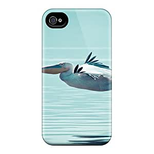 MkiZATE7479TYLjM Tpu Case Skin Protector For Iphone 4/4s Hover With Nice Appearance