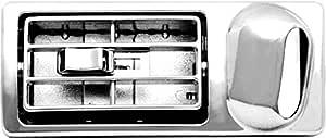 Woodys WP-DP466S Black Kenworth Vent Duct Adaptor