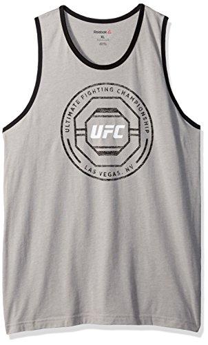 Reebok UFC mens Dual Blend Tank – DiZiSports Store