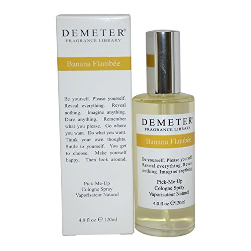 Banana Flambee By Demeter For Women. Pick-me Up Cologne Spray 4.0 - Demeter Banana