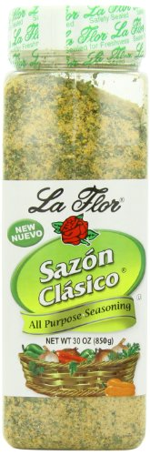 La Flor Spices Sazon Clasico, 30 Ounce by La Flor Spices
