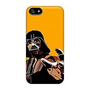 Cute Tpu Danlder Darth Vader Case Cover For Iphone 5/5s
