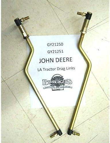 CALTRIC RIGHT SIDE DRAG LINK FITS JOHN DEERE LA100 LA105 LA110 LA115 LA120 LA130