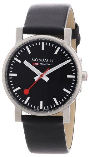Mondaine Men's A658.30300.14SBB Quartz Evo Leather Band
