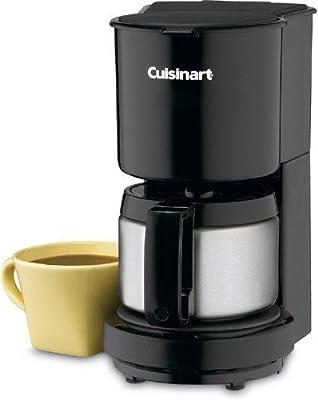 Coffeemaker Ss Carafe Blk 4c