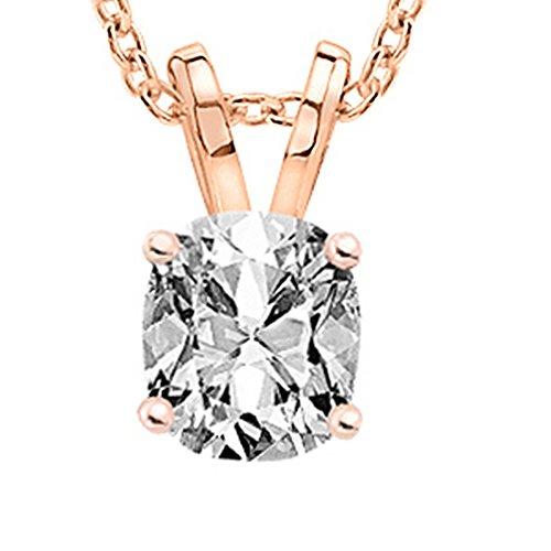 0.9 Ct Certified Diamond - 1