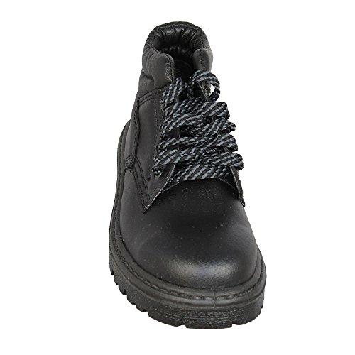 Almar De Zapatos Trabajo Negro S1p Sa Oki Trekking gqwRzA