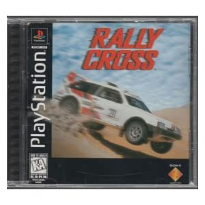 Rally Cross - PlayStation