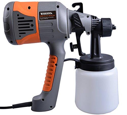 Paint Sprayer Hand Held Electric Spray Gun System 650W, Fence Sprayer Ideal...