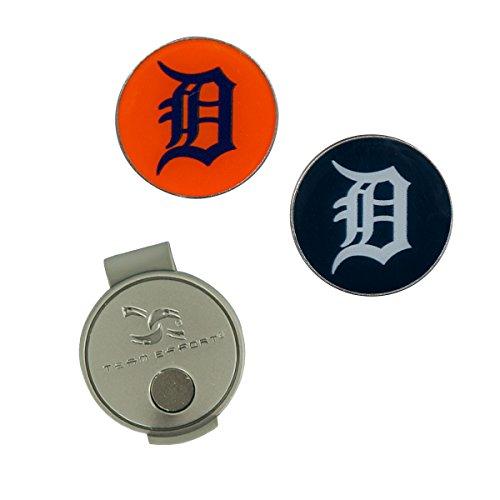 Team Effort MLB Detroit Tigers Hat Cliphat Clip, NA