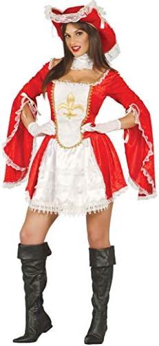 FIESTAS GUIRCA Disfraz de Mosquetero vigilando a la Mujer Rey ...