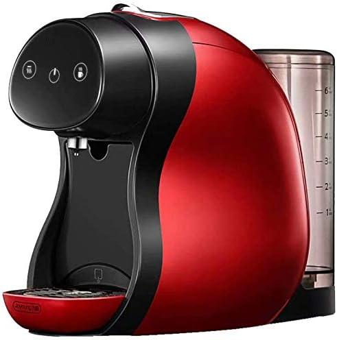 BD.Y La cafetera automática de cápsulas Puede Hacer té con Leche de café en Grano, 1.2L. 1600W: Amazon.es: Hogar