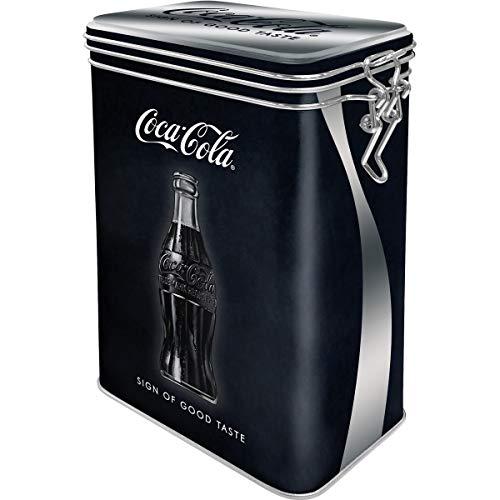 Nostalgic-Art 31101 Clip Top Box Coca-Cola - Sign Of Good Taste ()