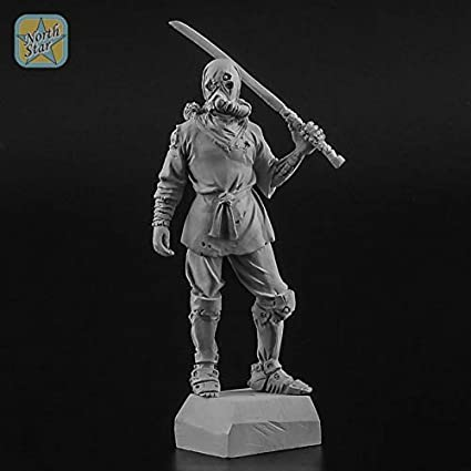Amazon.com: 54 mm figure of Cyber Ninja NorthStarModels ...