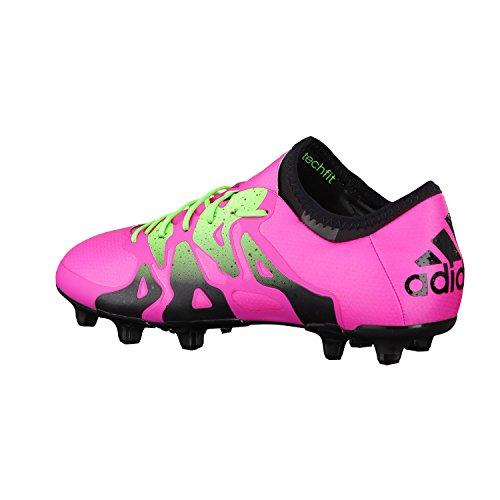 adidas X15.1 FG/AG, Herren Fußballschuhe Pink