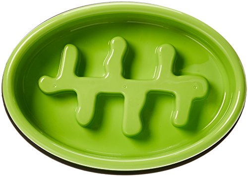 AmazonBasics Honeycomb Slow Feeder Anti Bloating
