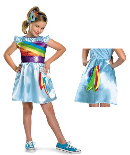 Rainbow Dash My Little Pony Costume Child - Hub -