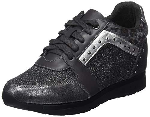 Mujer Negro 41594 Zapatillas Para plomo Bass3d Z7BxnwqIB