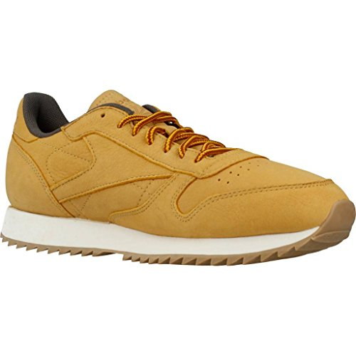 outlet nicekicks Reebok Classic Leather Sg Trainers Tan Yellow discount wholesale price g8MK6M6J
