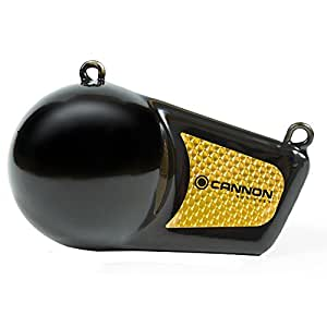 Cannon Fishing 4 pound Flash Weight for Fishing Vinyl Coated Flash Weight Downrigger Weight