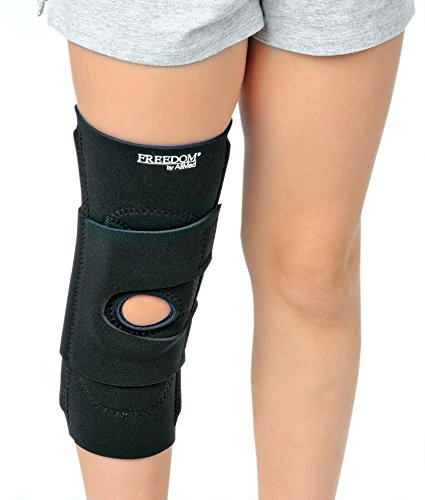 AliMed FREEDOM Pediatric Patella Stabilizer with ''J'' Buttress, Right X-Large by Freedom