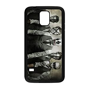 Samsung Galaxy S5 Cell Phone Case Covers Black Megaherz MUS9157871