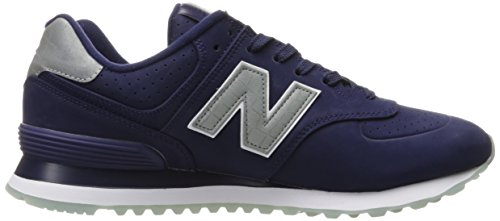 Men's Dark Fashion New White 574 Sneaker Lifestyle Balance Denim Rep Lux H5x4qgxa