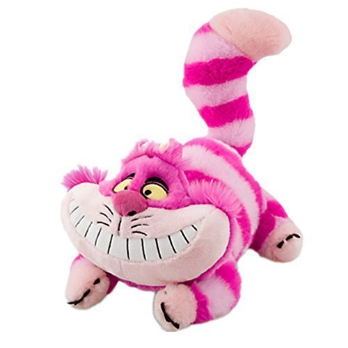 Aladdin Alice in Wonderland Plush Cheshire Cat Figure Soft Toys 20