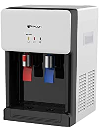 avalon countertop self cleaning bottleless water cooler water dispenser hot u0026 cold water nsf