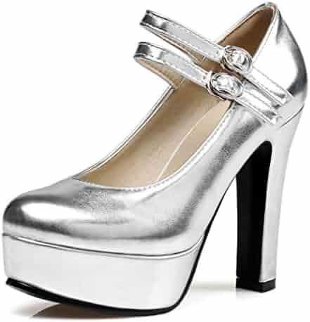 83fadabc72035 Shopping $50 to $100 - Silver - Shoes - Women - Clothing, Shoes ...