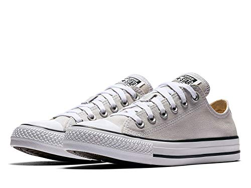 Converse Unisex Chuck Taylor All Star Low (7.5 D(M) US, Pale Putty/White) (Top Putty)
