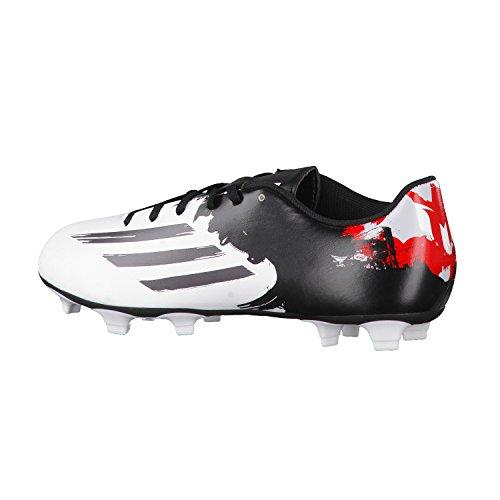 10 Fg Leo noir Blanc Adidas De 4 Football Chaussures Hommes Cam Messi aEZnqwF