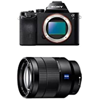 Sony a7 Full-Frame Interchangeable Digital Lens Camera - Body Only w/ 24-70mm