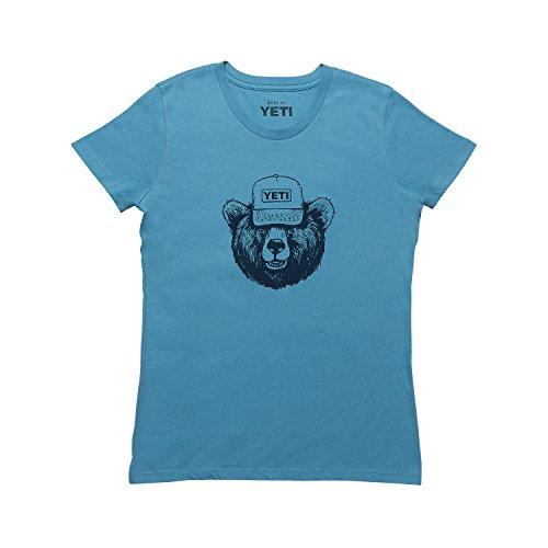 YETI Women's Den Dweller Cotton Short Sleeve