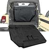 LE-JX Black Freedom Panel Hard Top Storage Bag with