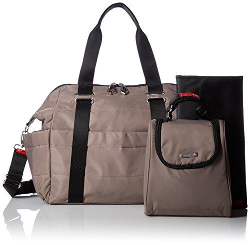 Cheap Storksak Sandy Shoulder Bag Diaper Bag, Taupe
