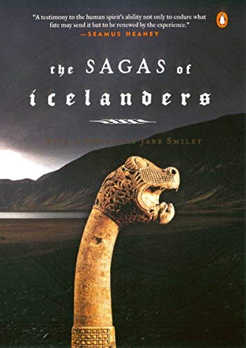 THE SAGAS OF THE ICELANDERS: Egil's Saga; People of Vatnsdal; People of Laxardal; The Greenlanders; Eirik the Red; Hrafnkel Frey's Godi; Tale of Halldor Snorrason II; The Confederates; Gisli Sursson's Saga; Gunnlaug Serpent Tongue; Ref the Sly