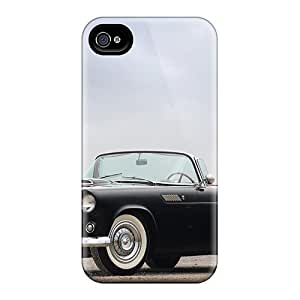 Awesome VjR7620JMts 6Plus Defender Tpu Hard Case Cover For Iphone 4/4s- Ford Thunderbird '1956 Kimberly Kurzendoerfer