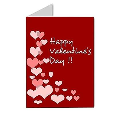 Valentine day greeting card special love day valentines card valentine day greeting card special love day valentines card gifts6080 greeting card for valentine gift m4hsunfo