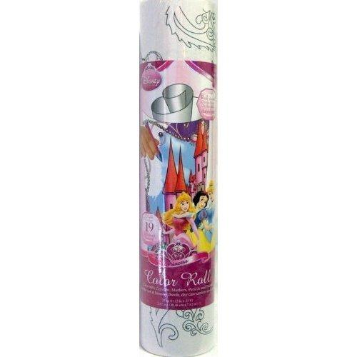 Disney Princess Color ROLL