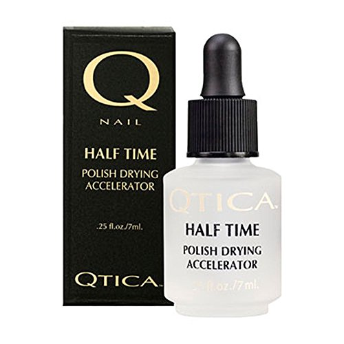 Qtica Nail Half Time Polish Drying Accelerator 7ml/0.25oz by QTICA
