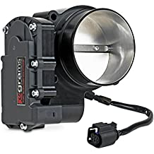 Grams Performance and Design G09-03-0090 Drive-By-Wire Electronic Throttle Body Bore Size 85mm ID Incl. Plug And Play Harness Adapter Drive-By-Wire Electronic Throttle Body