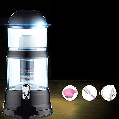 FEE-ZC Navidad 16L Purificador de Agua Limpiador de casa ...