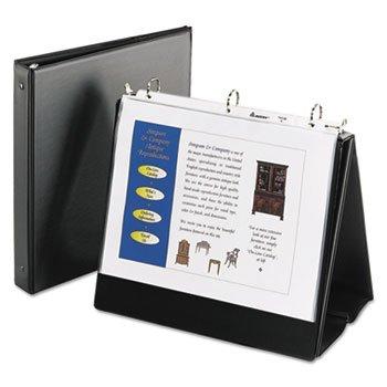 Easel Presentation Durable Binder, 1