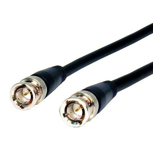 (Comprehensive Pro AV/IT Series BNC Plug to Plug Video Cable 18in - BNC for Video Device - 1 x BNC Video - 1 x BNC Male Video)
