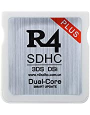 2021 Update Wood Version R4ISDHC SDHC Dual Core with 16GB Micro SD Memory Card for Nintendo 3DS NDS New 3DSLL