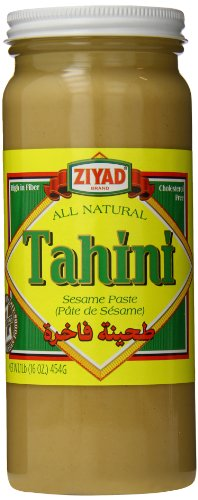 Ziyad Tahini Sesame Sauce, 16 Ounce